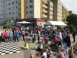 Flohmarkt Tanz